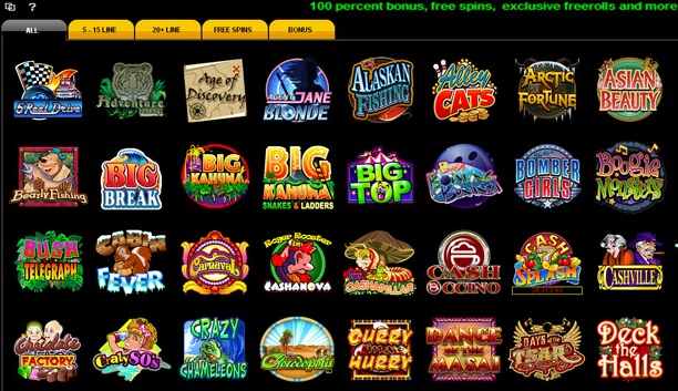 Go Wild Casino Review Gambling City