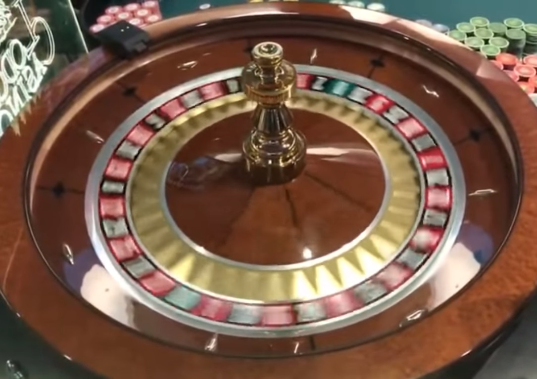 roulette wheel spin stories facts