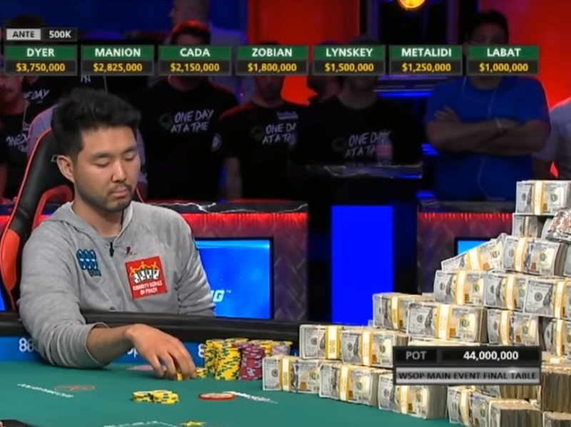poker wsop stories facts