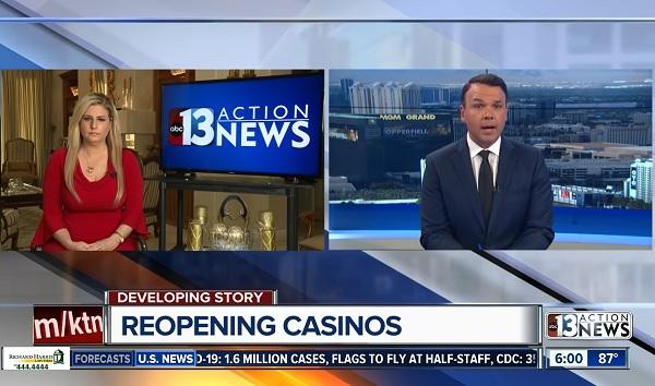 nevada casino open lockdown corona